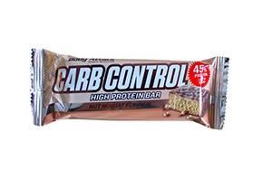 Bilde av Body Attack Carb Control Protein Bar 100g, Nut Nougat
