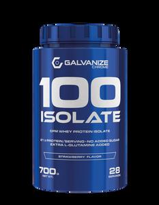 Bilde av  Galvanize 100 Isolate Strawberry 700 gram