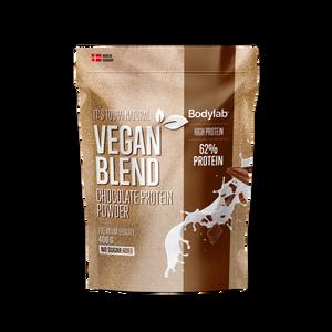 Bilde av Bodylab Vegan Protein Blend 400g Chocolate