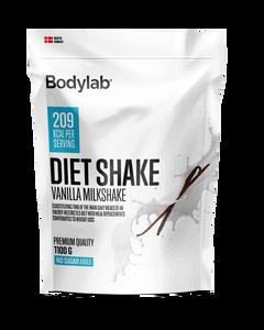 Bilde av Bodylab Diet Shake 1.1kg Vanilla