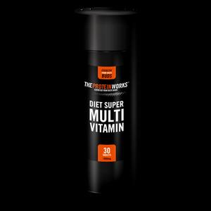 Bilde av TPW Diet Super Multi-Vitamin 30 Tabletter