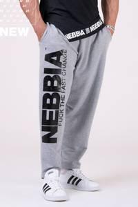 Bilde av NEBBIA Iconic Sweatpant - Grey M - 1 STK